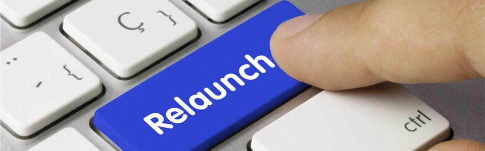 Relaunch Keyboard - © momius - Fotolia.com