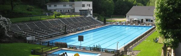 Start in die Freibadsaison 2016 - Anschwimmen