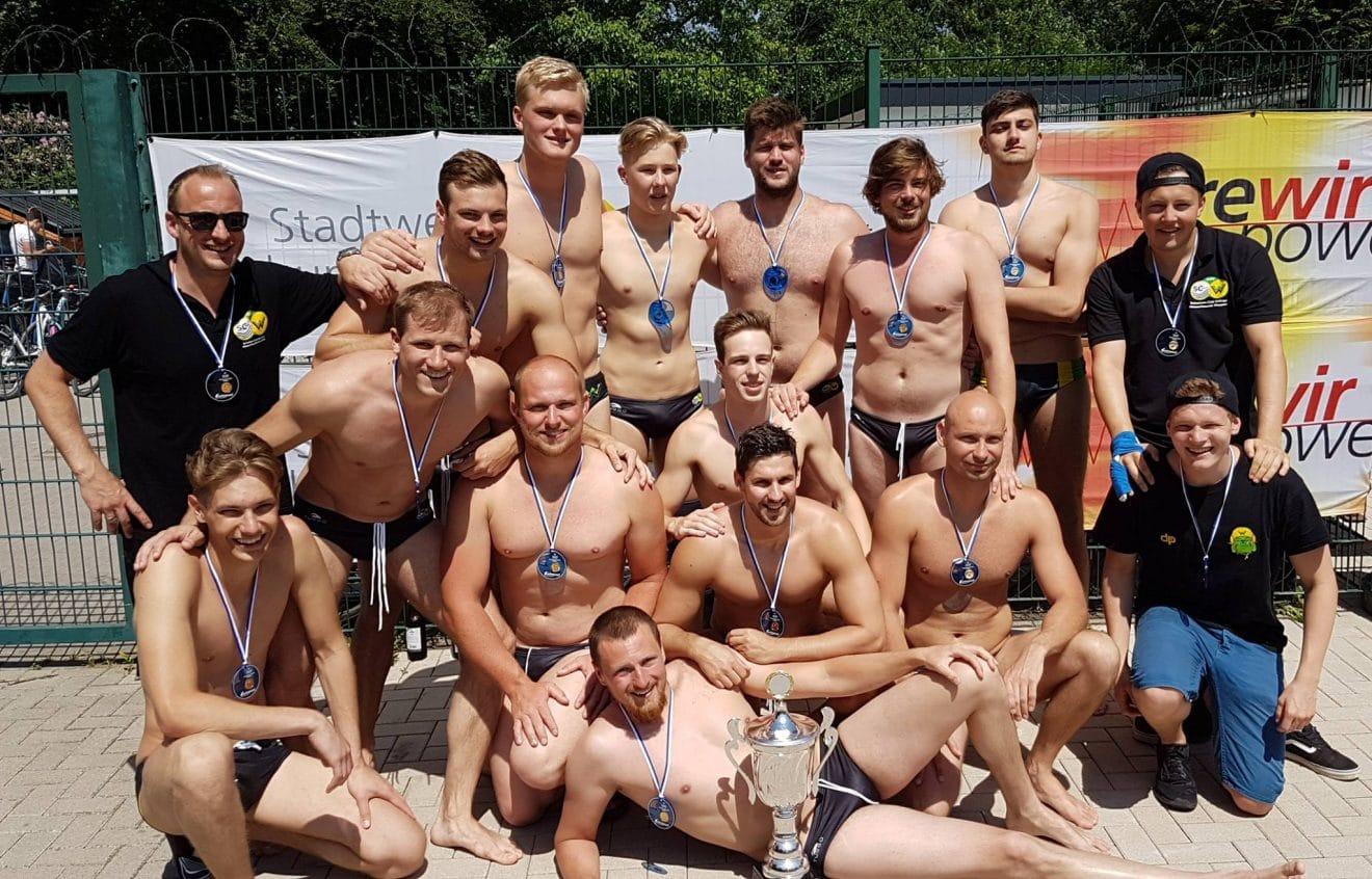 Pokalsieger 2017 - Die SGW SC Solingen/Wfr. Wuppertal